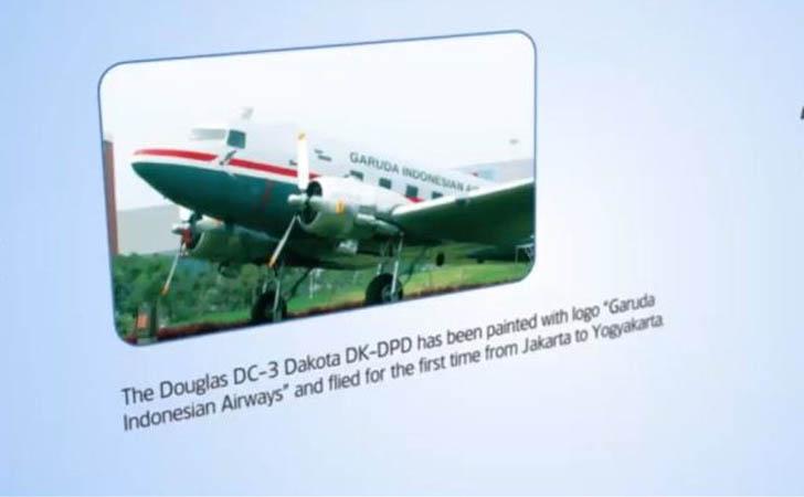 Sejarah Penerbangan Garuda Indonesia Airways