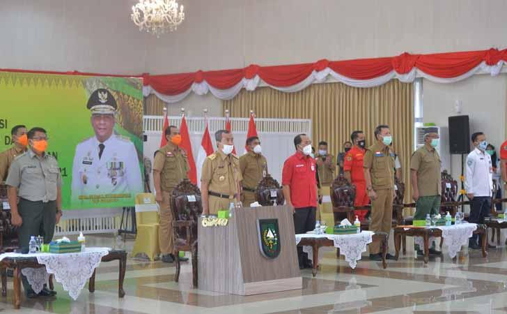 Siaga Karhutla Riau 2021