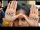 Siswa India memyuarakan anti-perkosaan