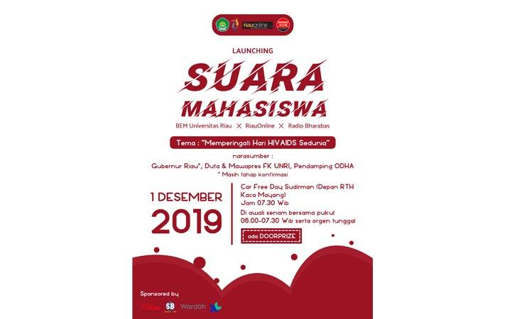 Suara Mahasiswa Universitas Riau