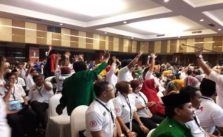 Debat Publik Calon Wali dan Wakil Wali Kota Pekanbaru
