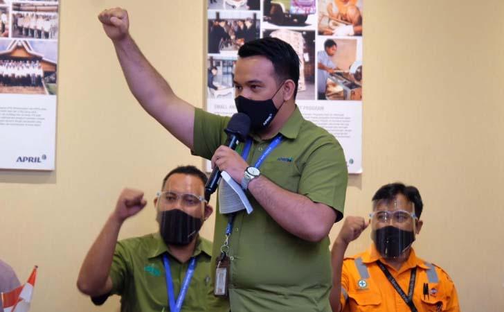 Testimoni Karyawan PT RAPP, Grace Santo