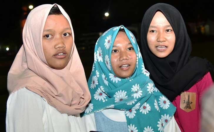 Tiga Remaja Menginap di Istana Kepresidenan