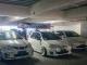 Empat unit modifikasi kreasi Toyota Etios Valco Club Indonesia (TEVCI) Korwil Jatim yang dipamerkan di Malang.