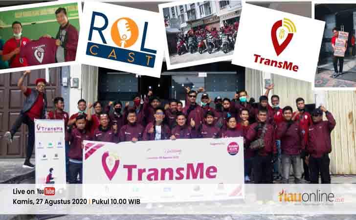 TransMe Live di ROL Cast