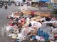 Tumpukan Sampah di Pekanbaru