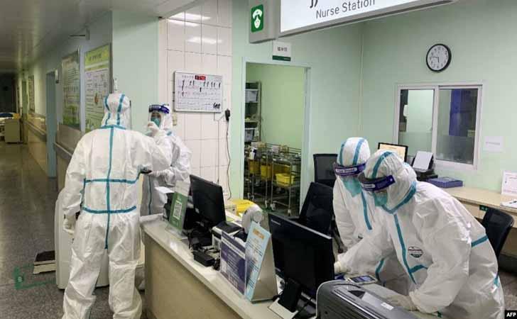 Virus Corona di Wuhan