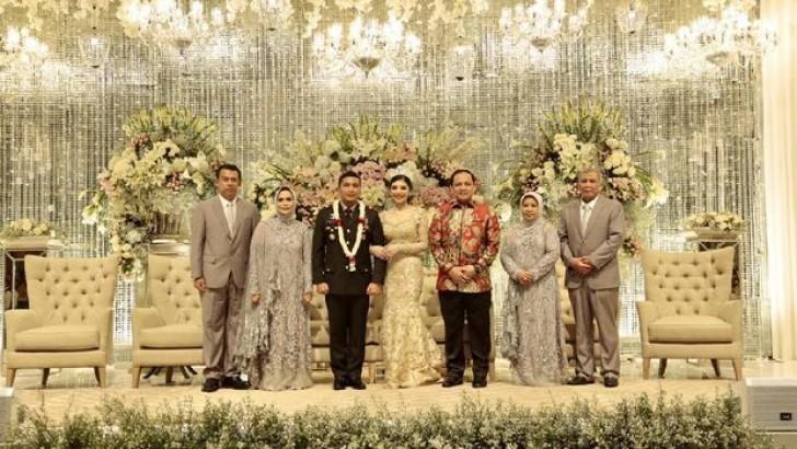 Wakapolri hadiri pernikahan Kompol Fahrul