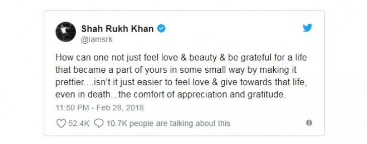 cuitan shah rukh khan