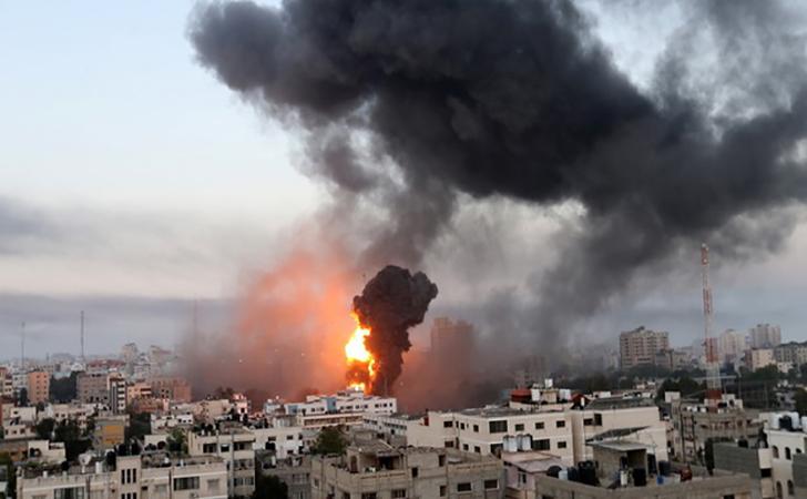 Gedung-di-Jalur-Gaza-dibom.jpg
