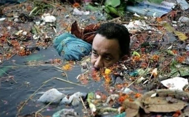 Gubernur-DKI-Jakarta-Anies-Baswedan-terendam-air-dan-sampah.jpg