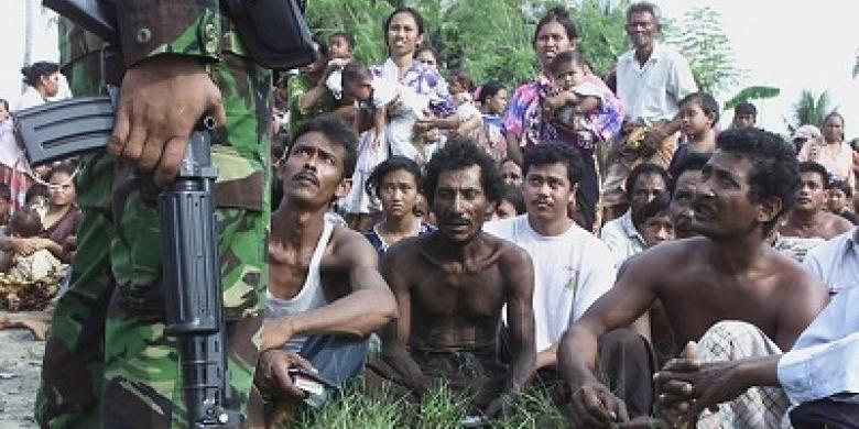 Hasil gambar untuk Operasi militer Indonesia di Aceh 2003-2004