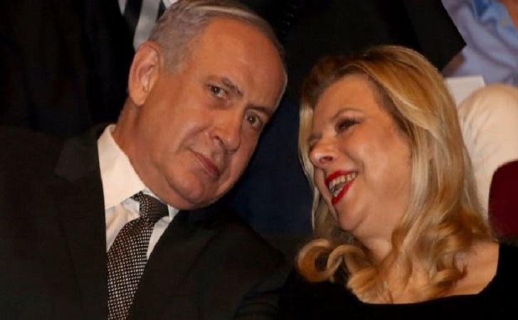 PM-Israel-dan-Istri.jpg