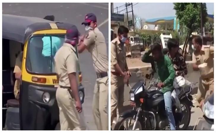 Petugas-keamanan-pukuli-warga-yang-keluyuran-di-jalanan.jpg