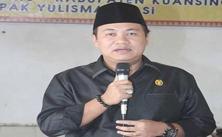 Selamat, Yulisman Jadi Ketua DPRD Riau, Lowong Setelah Ditinggal Eet